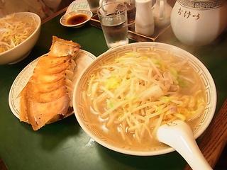 おけ以(おけい)タンメンと餃子.JPG