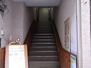 大船ガネーシャ入口の階段.JPG