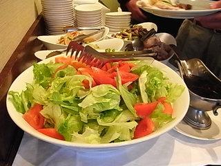 楓林(麻布十番)中華ランチバイキングサラダ.JPG
