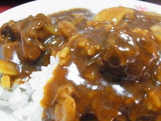 横浜中華街保昌カレーライス具牛バラ肉.JPG