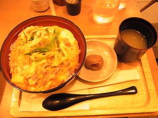 鶏三和純鶏名古屋コーチン親子丼セット.JPG