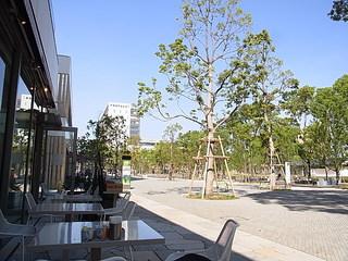Good Morning Cafe中野セントラルパーク店テラス席.JPG