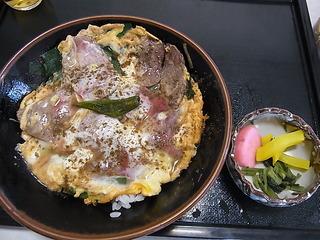 JR松田駅前割烹肉八さくら丼1.JPG