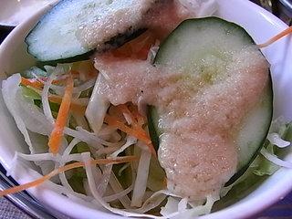 アカスディープカップルランチのサラダ.JPG