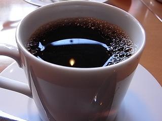 中野La Coronaラ・コロナランチセットのコーヒー.JPG