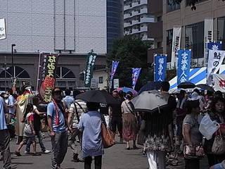 第65回あつぎ鮎まつり東北×厚木B級グルメコーナー.JPG