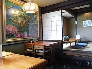 館林うどん本丸店内.JPG